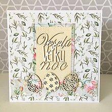 Papiernictvo - Veľkonočná pohľadnica - 10598796_