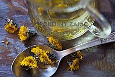 Potraviny - čaj - PODBEĽ - bylinky - 10596701_