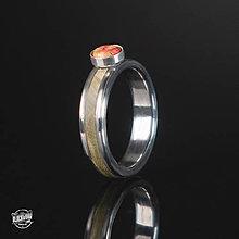 Prstene - prstienok - drevený poklad - 10598175_