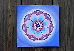 Obrazy - Mandala - v krajine zázrakov - 10598025_