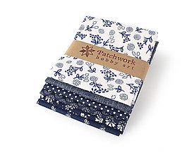 Textil - Bavlnené látky - balíček TFQ133 - 10595625_