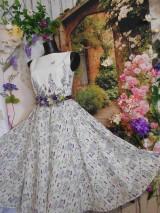 """Šaty - Maľované šaty """" Lúka plná materinej dúšky """" - 10601415_"""