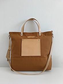 Veľké tašky - Sasi 3 / Terracotta - 10600568_