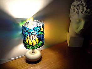 Svietidlá a sviečky - Lekná - 10599980_