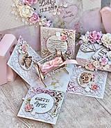 Papiernictvo - Exploding box- darčeková krabička - 10599202_
