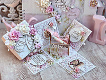 Papiernictvo - Exploding box- darčeková krabička - 10599207_