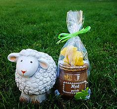 Potraviny - Velikonoční perník se zajíčkem - 10601996_