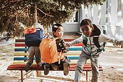 Detské tašky - nosha do školy - atrament - 10599481_