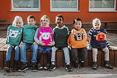 Detské tašky - nosha do školy - atrament - 10599483_