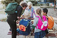 Detské tašky - nosha do školy - atrament - 10599490_