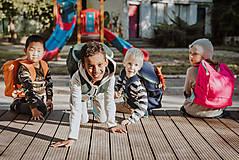 Detské tašky - nosha do školy - atrament - 10599491_