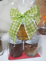 Potraviny - Tri druhy medu v darčekovom balení - 10601281_