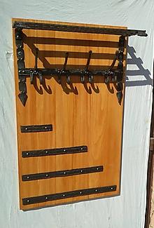 Nábytok - Stěna do chodby + botník - 10602452_