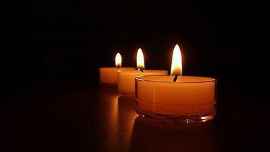 Svietidlá a sviečky - Sojová sviečka so zvukom praskajúceho dreva - 10599106_