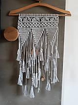 Dekorácie - Macramé - 10601950_