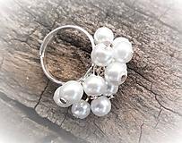 Prstene - Prsteň PEARL RIVER - 10601293_