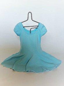 Detské oblečenie - Modrá - 10600488_