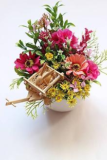 Dekorácie - Jarná dekorácia10 - 10599575_
