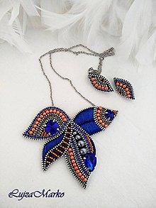 Sady šperkov - Elegantná sada v darčekovom balení - 10601523_