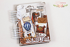 Papiernictvo - Vintage album - 10606387_