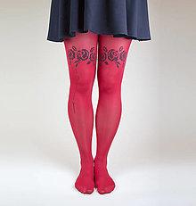 Nohavice - Ružičky - 10603352_