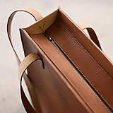 Veľké tašky - Odesa - kožená taška - 10603859_
