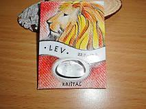 Magnetky - LEV: 23.7.-23.8.-magnetka - 10606939_