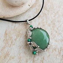 Náhrdelníky - KAROLINE náhrdelník - 10603083_