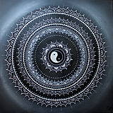 Obrazy - SPIRITUALITA (silver) 50 x 50 - 10605328_