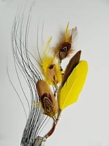 Ozdoby do vlasov - hair clip, clip do vlasov - 10605757_