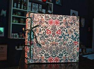 Papiernictvo - Fotoalbum klasický, polyetylénový obal s potlačou - 10606378_