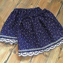 Detské oblečenie - suknička - 10603394_