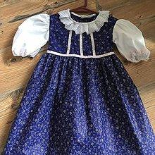 Detské oblečenie - šatočky na ľudový štýl - 10603416_