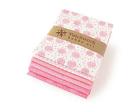 Textil - Bavlnené látky - balíček TFQ135 - 10603801_