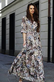 Šaty - Zavinovacie šaty Bea - 10607201_