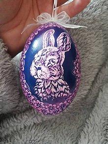 Dekorácie - Veľkonočné vajíčko - 10607028_