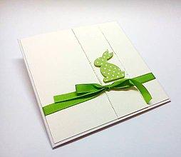 Papiernictvo - Pohľadnica ... jednoducho Veľká noc (I) - 10608200_