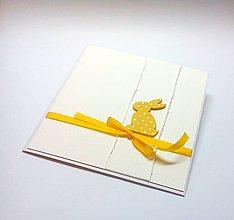 Papiernictvo - Pohľadnica ... jednoducho Veľká noc (III) - 10608225_