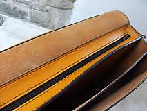 Tašky - Kožená aktovka SKLADEM - 10607198_