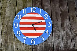 Hodiny - námornícke hodiny - 10607853_