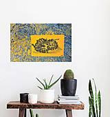 Obrazy - van Goghové slnečnice - 10607631_