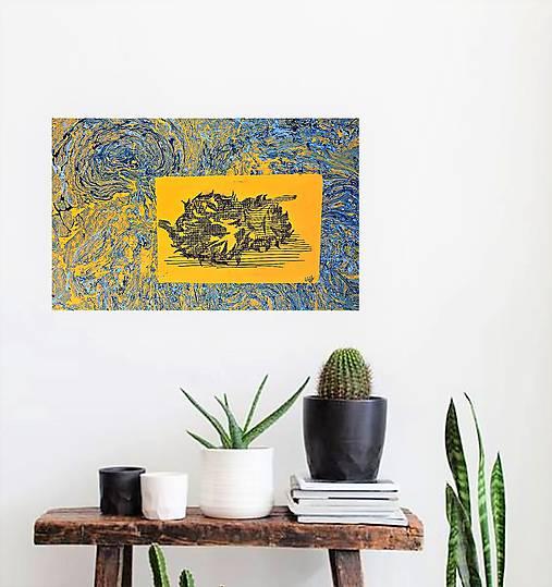 van Goghové slnečnice
