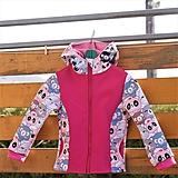 Detské oblečenie - Jarná softshellová bunda skladom - 10609716_