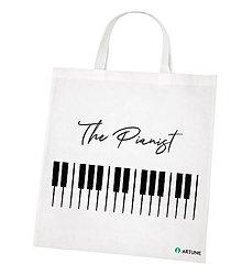 Iné tašky - Taška- The pianist - 10609593_