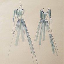 Šaty - Svadobné šaty pre Ivka - 10607181_