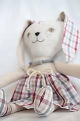 Hračky - Zajačica Lotka - 10608239_