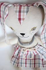 Hračky - Zajačica Lotka - 10608242_