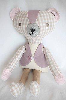 Hračky - Medveď Laco - 10608280_