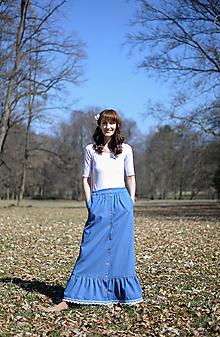 Sukne - sukňa Tanya - 10609419_