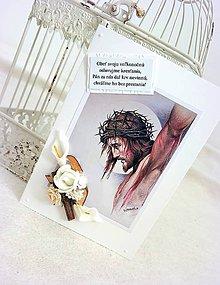 Papiernictvo - Obeť svoju veľkonočnú oslavujme kresťania! SKLADOM - 10607511_